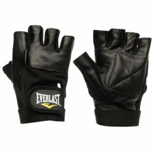 Everlast leather gloves